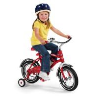 Tư thế đi xe đạp đúng cách cho trẻ em