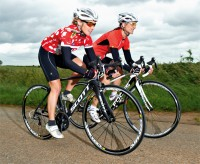 Chạy xe đạp đúng cách giúp tăng chiều cao