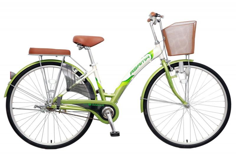 Xe đạp Asama @ Nhôm